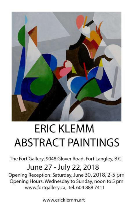 Eric Klemm Paining Exhibit