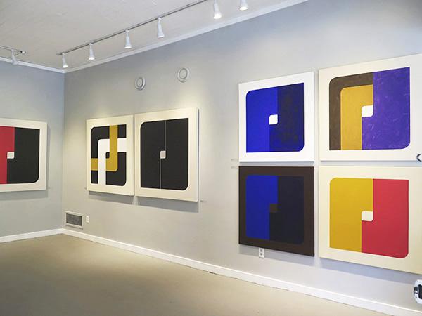 Eric Klemm Painting Exhibit