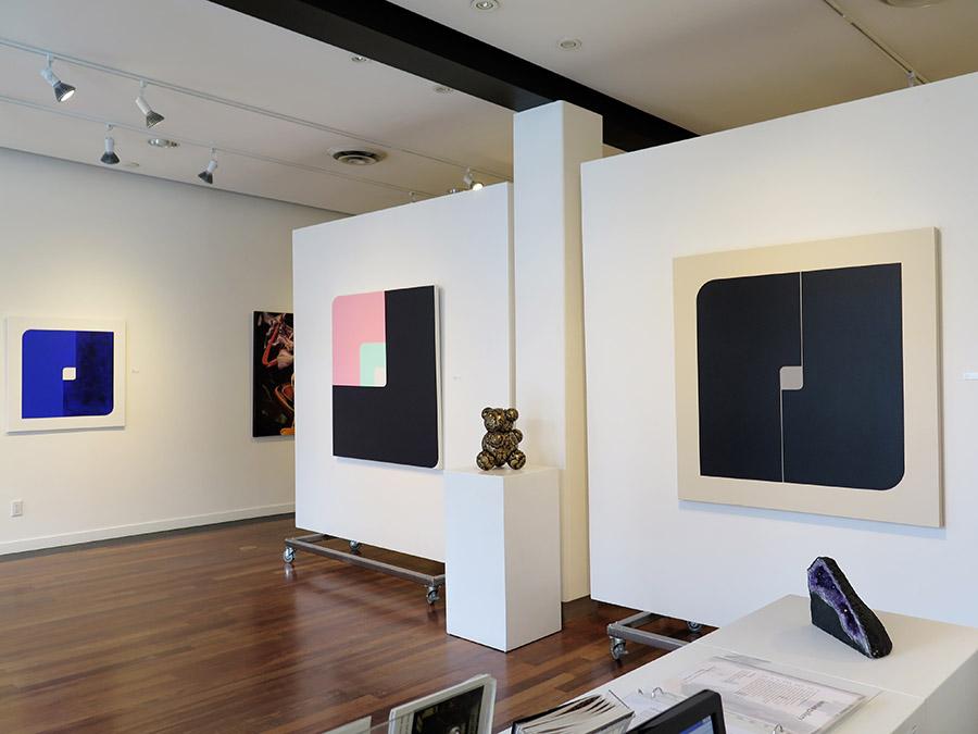 Eric Klemm Fields of Colour Exhibit