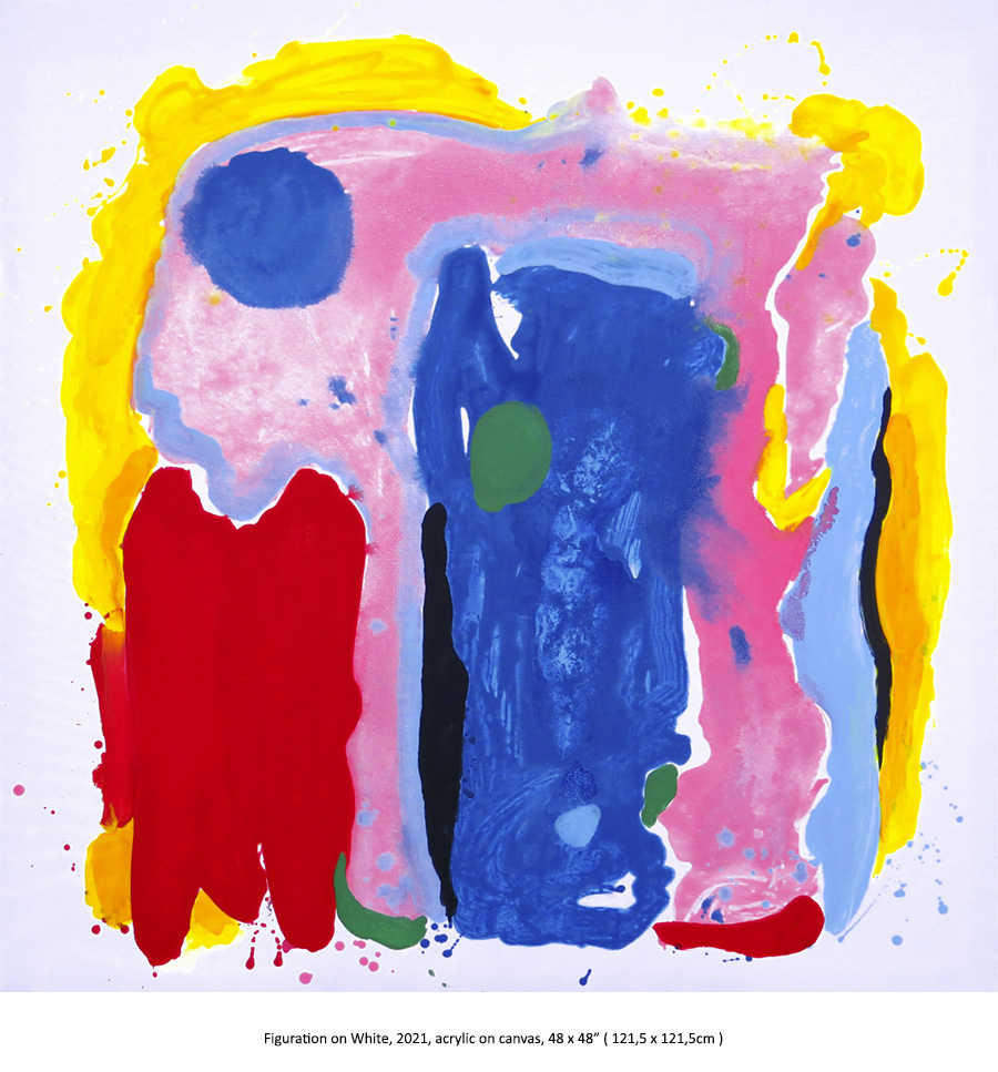 Eric Klemm, Fine Art Painting 2021